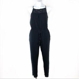 Old Navy black jumpsuit